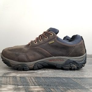 Merrell Moab Adventure Mens 12 Dry Vibram Leather